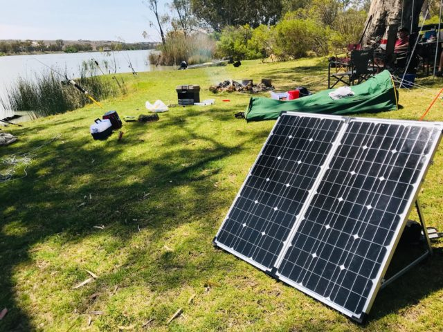 Redarc 160w Folding Solar Panel Review