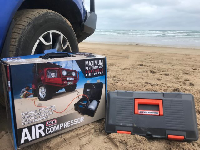 ARB portable compressor review